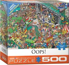 Oops! by Martin Berry 500-Piece Puzzle