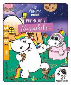 Pummel & Friends – Pummelomis Knusperkekse (Bierdeckelspiel)