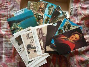 Cartoline d'epoca da collezione