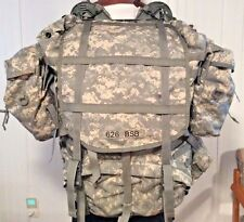 US Military Molle II Equipment Rucksack Backpack Large With Frame 3 Xtra Pouches