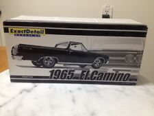 Exact Detail 1/18 1965 Chevy El Camino. 1 of 1500. Item 503.