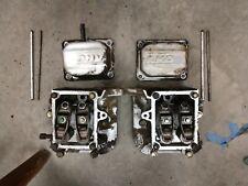 Briggs & Stratton V-Twin 407577 21HP Cylinder Heads #1 & #2... W22