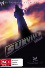 WWE - Survivor Series (Region 4 DVD, 2005)