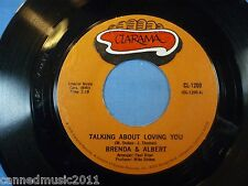 Brenda & Albert: Talking About Loving You / This Has Happened Before [UNPLAYED]