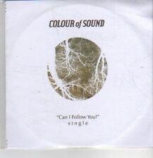 (CQ6) Colour of Sound, Can I Follow You? - 2011 DJ CD