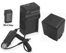 Battery + Charger PANASONIC VWVBG260PP8 VW-VBG260PP8 AG-AF100APJ
