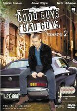 Good Guys, Bad Guys : Season 2 (DVD, 2007, 3-Disc Set)