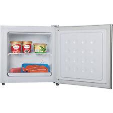 UPRIGHT MINI FREEZER Small 1.1 Cu Ft Energy Efficient with Shelf White
