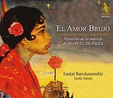 Euskal Barrokensemble - De Falla: El Amor Brujo [CD]