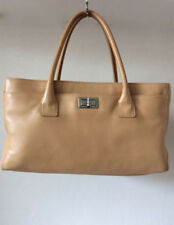 CHANEL Leather Beige Bags & Handbags for Women