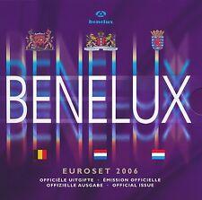 BENELUX KMS Euroset 2006 - Offizielle Ausgabe