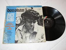 Donovan Fairy Tale LPS127 Hickory Records stereo LP Album record vinyl*^