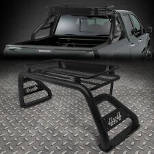 FOR 09-18 RAM 1500 2500 3500 STYLESIDE BED HEAVY DUTY ROLL BAR+ROOF CARGO RACK