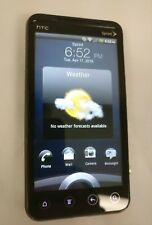HTC EVO 3D - 1GB - Black (Sprint) Used Wifi 4G Smartphone PG86100 APX515CKT