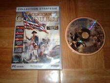 AMERICAN CONQUEST...jeu complet...sur PC