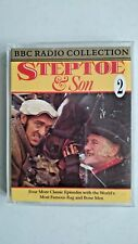 Steptoe and Son Volume 2 Two's Company  BBC Radio Collection 2 x Cassettes