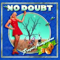 NO DOUBT 'TRAGIC KINGDOM' CD NEU mit HIT DON´T SPEAK