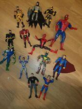 Marvel Und Dc Figuren / Batman / Superman / Spiderman / Kenner