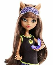 Barbie Collector Mattel Doll Monster High CLAWDEEN Wolf Todmüde aSammlung Konvul