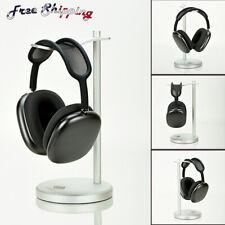Solid Base Aluminum Desktop Stand Hanger for AirPods Max Universal Headphones