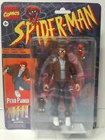 Spider-Man Retro Marvel Legends Peter Parker 6-inch AF by Hasbro IN STOCK