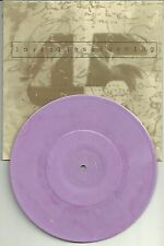 """LOVE LIES CRUSHING-YOUR EYES IMMACULATE 7""""(PROJEKT-USA)PURPLE VINYL/LIMITED"""