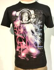 TwoAngle Space T-Shirt/Tee Farbe Schwarz Größe M