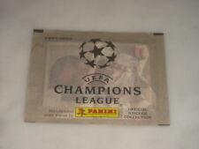 BUSTINA PACKET TUTEN ALBUM FIGURINE PANINI CHAMPIONS LEAGUE 1999/2000 NEW-MAX