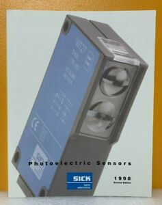 Photoelectric Sensors 1998 Second Edition Catalog.