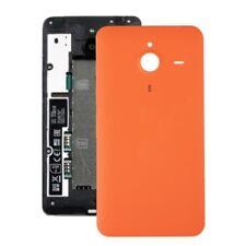 Ricambio Originale Cover Posteriore Arancione Nokia Microsoft Lumia 640 XL