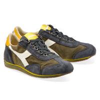 DIADORA HERITAGE Scarpe da Uomo Sneakers Equipe S SW 18 Camoscio