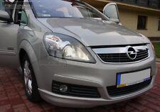 Vauxhall Opel Zafira B MK2 05-08 Front Bumper spoiler lip splitter valance chin