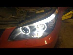 Driver Headlight With Xenon HID Thru 1/16/05 Fits 04-05 BMW 525i 209228