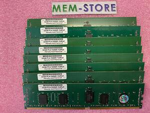 256GB 8x32GB DDR4-2400Mhz RDIMM Memory TSV x10 x11 MZ31 Intel CPU V4 processor