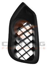 2009-2013 C6 Corvette ZR1 Genuine GM RH Upper Fender Vent Ornament 20823546