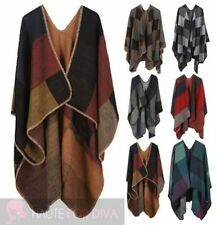 Poncho Casual Coats & Jackets for Women