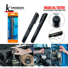 Car Brake Fluid Oil Tester Detection Pen with 5 LED indicator Auto Testing Tool