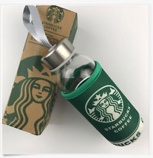 1pcs 300 ml glass bottle starbucks drink a cup of coffee