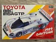 +++ Hasegawa 1/24 Toyota 88C IMSA GTP 20442