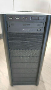 Antec 300 Three hundred midi tower case + fans + DVD-RW drive