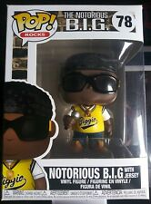 Funko Pop! The Notorious B.I.G. With Jersey Rap #78 Vinyl Figure