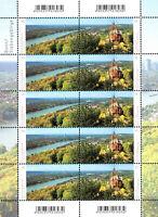 3510 3511 postfrisch Zusammendruck 10 er Kleinbogen BRD Bund Deutschland 2020
