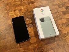 Google Pixel 5 GD1YQ - 128GB - Sorta Sage (Unlocked) + Pixel Stand