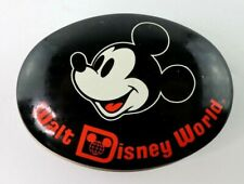 Walt Disney World Vintage Small Mickey Mouse Jewelry Collector Tin