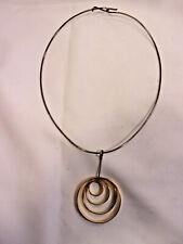 Mid Century Modern Modernist Andreas Mikkelsen Denmark Necklace Collar