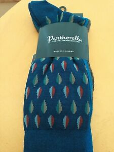 Pantherella BNWT 3 pack mens socks Small UK 6-7 Made in England RRP £40!