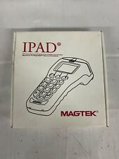 Magtek Ipad Pin-entry Device With Secure Card Reader Authenticator (Usa Made)