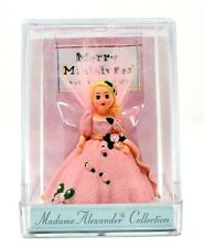 Rare 2000 New Pink Pristine Angel Madame Alexander Collection Merry Miniature