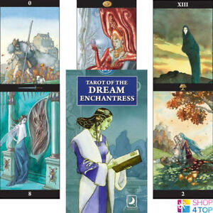 TAROT OF THE DREAM ENCHANTRESS CARDS DECK MARCO NIZZOLI ESOTERIC LO SCARABEO NEW