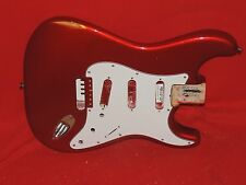 Fender 2011 Candy Apple Red American Vintage 57 Stratocaster Body